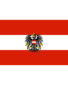 Fahne: Flagge: Österreich